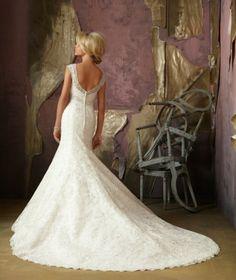 Mori Lee Wedding Dress 1854