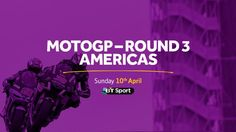 Watch round three of the MotoGP season live from Texas on BT Sport 2.
