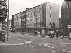 Salford, Manchester, Multi Story Building, Street View, Memories, Memoirs, Souvenirs, Remember This