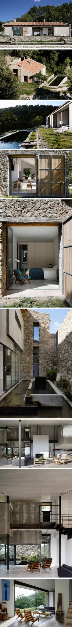 Estate in Extremadura par Abaton Architects - Journal du Design