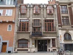 1060 SINT GILLIS Clinique Van Eck  ANTOINE POMPE