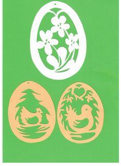 Karpiniai , Velykiniai karpiniai, kiškučiai, paukšteliai, gėlytės, Velykiniai kiaušiniai iš popieriaus, pasipuošk namus Velykoms, gaideliai iš popieriaus, viščiukai iš popieriaus, karpiniai iš popieriaus