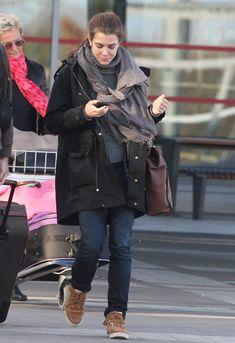 Carlota Casiraghi vuelve a París