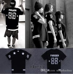 Letter Printed T Shirt For Men Hba Hip Hop Street Style Short Sleeve Couple T Shirts Design Graphic Rock Band Plus Size Nsh12 44 T Shirt Best Discounted T Shirts From Ningshaohua, $15.94| Dhgate.Com