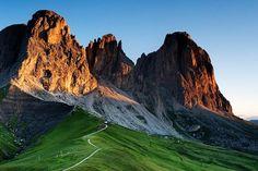 Mountain Landscape  Photo by Vladimir Donkov