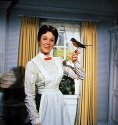 Disney Collection * G ~ Comedy, Family, Fantasy, Musical = Mary Poppins - 1964