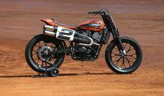 Harley Davidson XG750R, I love this bike