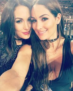 Brianna Danielson & Nicole Garcia Colace Bella Sisters, Famous Twins, Nikki And Brie Bella, Wwe Women's Division, Best Instagram Photos, Wrestling Divas, Women's Wrestling, Daniel Bryan, Wwe Womens