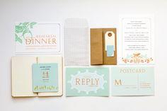 MaeMae Paperie - Custom Invitations - Party Invite    #party #invitation #custom
