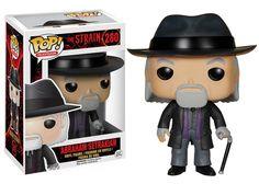 Pop! TV: The Strain - Abraham Setrakian