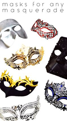 Masquerade ball mask history goes back to Medieval Europe. The royal courts of 15th century France celebrated marriages and dynastic events with costumed parades and pageants. Also in this region, the Carnival indulgences that preceded the self-denial of Lent were meant to fling aside every day life with festive anonymity created by masquerade masks. Learn more about masquerades http://www.trendyhalloween.com/blog-masquerade-halloween-party.aspx?afid=15