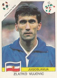 STICKER ZLATKO VUJOVIC FIFA WC 1990 ITALIA 90 Decje novine Yugoslavia Panini - £11.56. STICKER FIFA WORLD CUP ITALY 1990ITALIA 1990 UNUSED STICKER, IN CONDITION AS SHOWN ON PHOTOSIN GOOD CONDITION, LITTLE SHABBYLOOK AT SCAN CAREFULLY PUBLISHER DECJE NOVINEBY PANINI LICENCNE FOR EASTER EUROPE MARKET MADE IN SFR YUGOSLAVIA YEAR 1990 IF YOU HAVE ANY QUESTIONS DON'T AHESITATE TO ASK COMBINED SHIPPMENT ALLOWED 192935938257