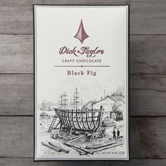 Black Fig Chocolate