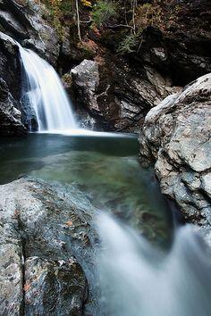 Bingham Falls & Outlet, Vermont