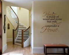 Vinyl Lettering Wall Decal