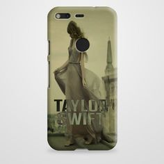Taylor Swift Red Album Google Pixel Case | casefantasy