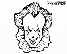 Pennywise Coloring Pages Ideas With Printable Pdf Free Coloring Sheets Halloween Coloring Pages Drawings Coloring Pages