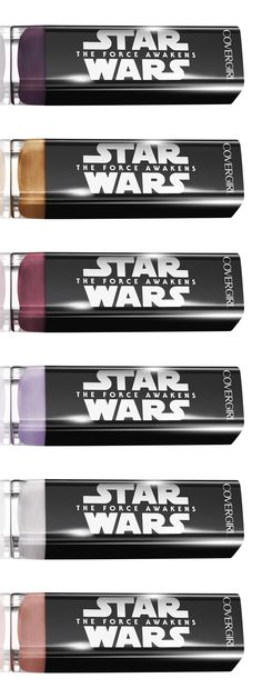 Covergirl Goes Geek with a New Star Wars Makeup Collection