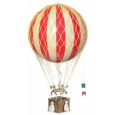 Ik vond dit op Beslist.nl: Authentic Models Authentic Models Luchtballon, Ø 32 cm} 79 euro