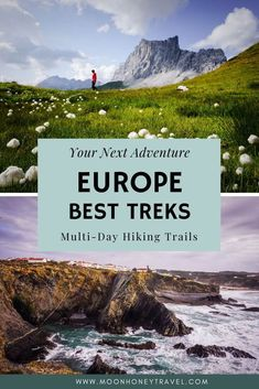 Best Treks in Europe: Multi-Day Hiking Adventures Off the Beaten Path Hiking Europe, Travel Tips For Europe, Go Hiking, Mountain Hiking, Backpacking Trails, Hiking Trails, European Destination, Best Hikes, Day Hike