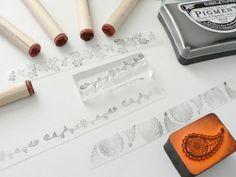DIY shrink plastic rings! It's shrinky dink for grown-ups ;)