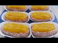 PASTELITOS DELICIOSOS SIN HORNO EN 10 MINUTOS // BEATRIZ COCINA. - YouTube Spanish Desserts, Flan, No Bake Cake, Cake Pops, Bakery, Cheesecake, Deserts, Muffin, Lunch