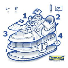 Nike Assembly project for Nike. - Nike on Inspirationde