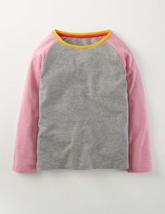 Raglan T-Shirt 30032 T-shirts at Boden