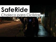 SafeRide, el chaleco inteligente para ciclistas