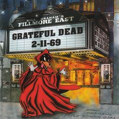 Grateful Dead Fillmore East 2-11-69 on Limited Edition 180g 3LP It's no secret that the Grateful Dead's concerts were often of epic proportions. Always known for being on top of the audiophile medium,