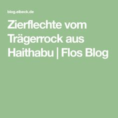 Zierflechte vom Trägerrock aus Haithabu   Flos Blog