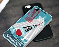 Space Mountain  iPhone 4 4S iPhone 5 5S 5C and Samsung by JKT48s, $11.99