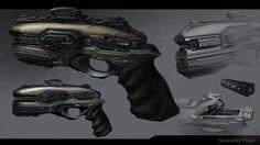 amar scrambler pistol - Game: Dust 514