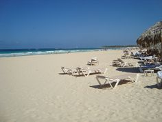 Feb. 2012:Hard Rock Hotel, Punta Cana (beach area)
