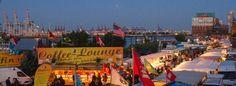 Pazar Gününü Değerlendirmek için Harika Bir Seçenek: Hamburg Fischmarkt