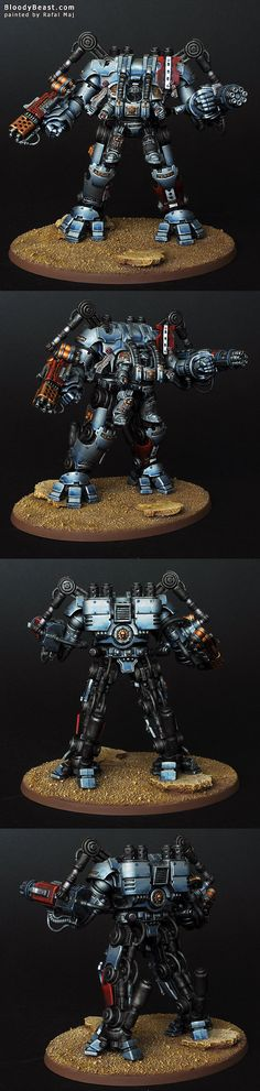 Grey Knight Nemesis Dreadknight