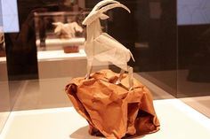 Art Folds Into Science In Robert Lang's Extreme Origami