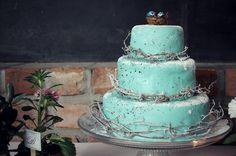 The Militant Baker: VINTAGE GARDEN WEDDING: A&F