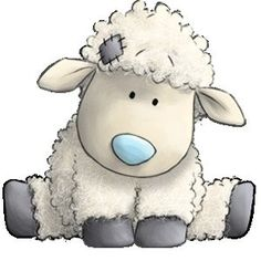 cute sheep drawings | Cottonsocks the Sheep https://www.facebook.com/photo.php?fbid ...