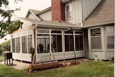 American made sunrooms manufactured by Joyce Manufacturing Co. http://www.dilloncompany.com/rooms/sunrooms/