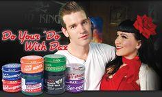 NEW Dax Rockabilly ad!