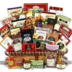 Send Turn Their Head Basket & other gifts