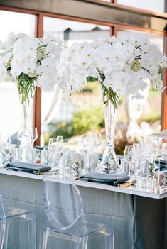 Featured Photographer: Millie Holloman Photography; wedding centerpiece idea