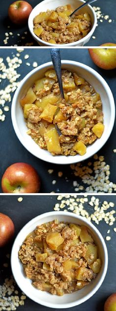 Instant+Pot+Apple+Crisp
