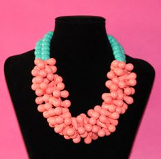 vibrant necklace