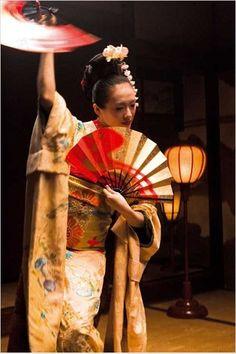 Sayuri's dance - Memorias de uma gueixa