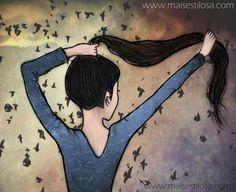 Mais Estilosa: Como acelerar o crescimento dos cabelos de forma natural