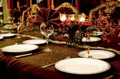 CHRISTMAS DECORATION IDEAS IMAGES | Elegant Christmas Table Decoration Ideas | Modern House Design