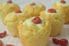 Булочки к завтраку с лимонно-ванильным кремом