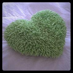 Heart Pillow Heart Pillow ~ Like new PLUSH heart pillow. Accessories